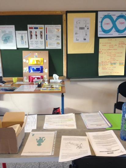 Ecole de Clabecq