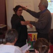 Test musculaire, Paul Dennison et Bernadette
