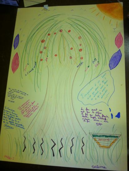 Vie Fémine,l'arbre de Salima