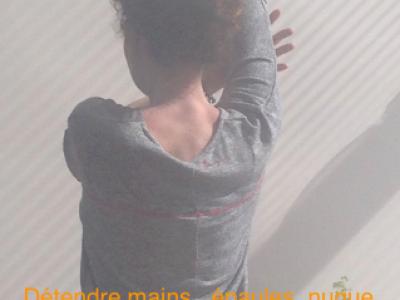 Activation du bras sandy