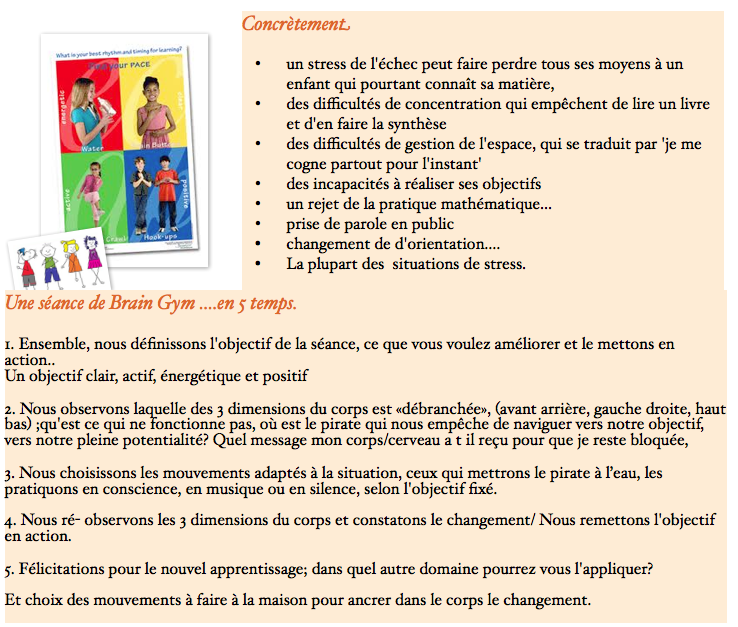 Brain gym page 2